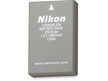 NIKON EN-EL 9 A Li-Ion rechargeable battery (VFB10201)