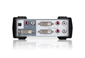 ATEN Video Switch, Single DVI (VS261-AT-G)