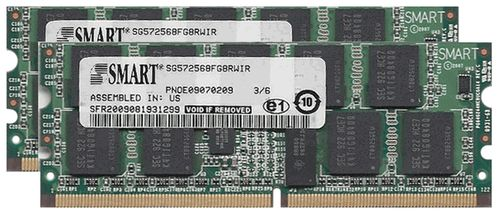CISCO RSP720 RP Memory Upgrade to 4G 2x2G Mod (MEM-RSP720-4G= $DEL)
