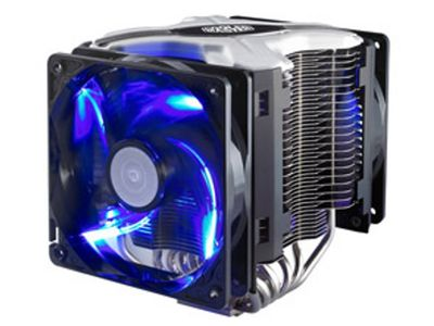 Cooler Master BLUE LED FAN HIGH PERFORMANCE 50000 HOURS (R4-L2R-20AC-GP)