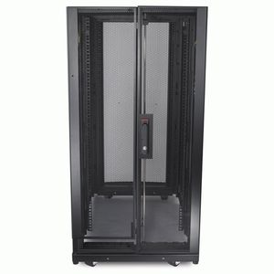 APC NETSHELTER SX 24U ENCLOSURE 600X1070 BLACK (AR3104SP1)