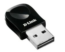 D-LINK ACCESSORY WIRELESS NETWORK USB ADAPTER DRAFT 802.11N DWA-131 C RETAIL