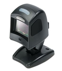 DATALOGIC BLACK W/ TARGETING GS USB CABLE TILTING RISER STAND 2D BLACK IN PERP (MG112041-001-412B)