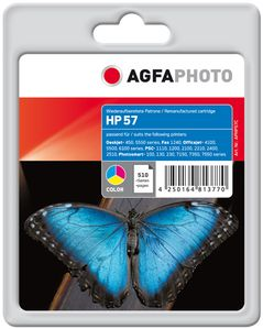 AGFAPHOTO HP Nr. 57 color (APHP57C)