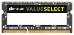 CORSAIR VS 4096M SO DIMM DDR3 1333Hz , 1x204 SO DIMM