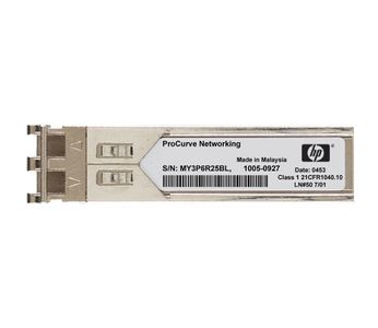 Hewlett Packard Enterprise HPE X110 100M SFP LC LH40 Transceiver (JD090A)