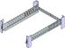 ORIGIN STORAGE Universal Rack Rails, 2U, maks 34 kg Monteringsdybde 254 - 806 mm