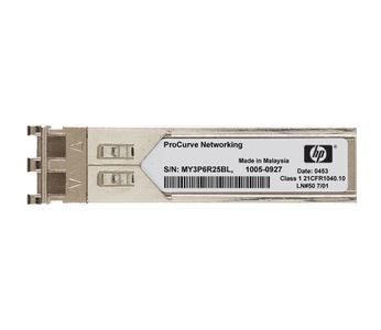Hewlett Packard Enterprise HPE X110 100M SFP LC BX 10-D Transceiver (JD101A)