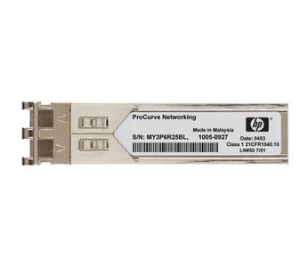 Hewlett Packard Enterprise HPE X130 10G XFP SC ZR Transceiver (JD107A)