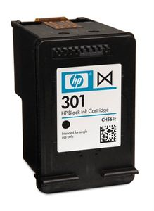 HP 301 ink black blister DesignJet 1050 All-in-One Printer (CH561EE#301)