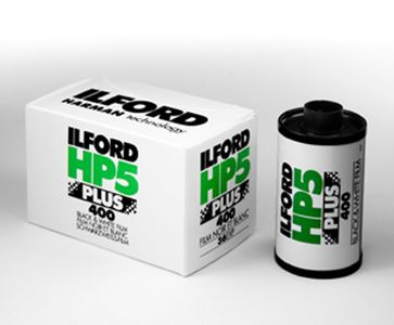 ILFORD 1 HP 5 plus    120 (HAR1629017)