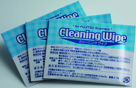 FUJITSU Scanner Cleaning KIT (SC-CLE-WGD)