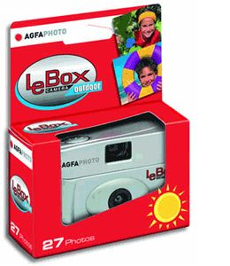 AGFAPHOTO 1 LeBox 400 27 Outdoor     single use (601010)