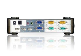 ATEN 2p USB Dual KVM Supp one PC (CS1742C-AT)