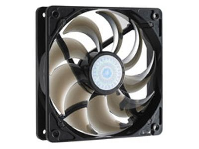 Cooler Master Case Fan 120mm Red LED Fan (Rifle Bearing) 2000rpm (R4-L2R-20AG-R2)