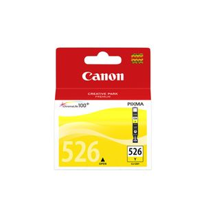 CANON CLI-526Y, Yellow Ink (4543B001)