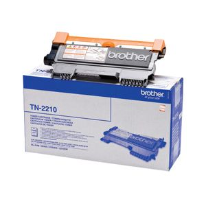 BROTHER Toner BROTHER TN2210 1.2K sort (TN2210)