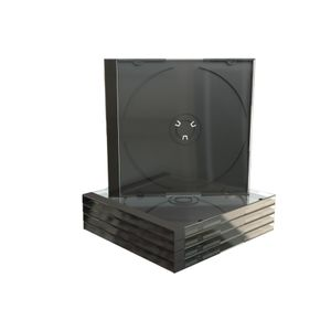 MediaRange CD Leerbox 5pcs Single JewelCase retail (BOX31)