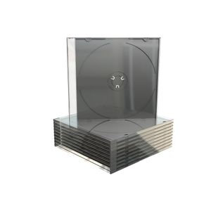 MediaRange CD/DVD Slimcase 1fach Retail 10St (BOX32)