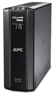 APC BACK UPS PRO 1200VA USB/SER 1200VA 720W POWER SAVING (BR1200GI)