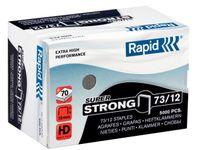 RAPID Staples Rapid, superstrong 73/12 galvanized (24890800)