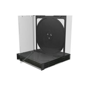 MediaRange CD/DVD Jewelcase 2fach Retail 5St (BOX31-2)