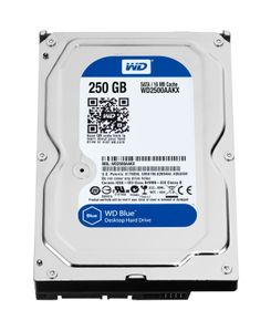 "WESTERN DIGITAL HD Caviar Blue/ 250GB SATA 6GB 3.5"" (WD2500AAKX)"