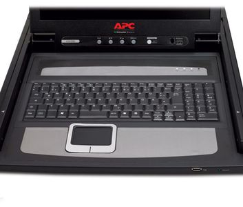 APC 17 RACK CONSOLE  IN (AP5717)