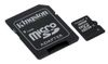 KINGSTON 32GB microSDHC med SD adapter Class 4 (SDC4/32GB)