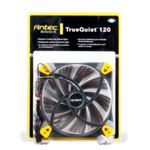 ANTEC TRUE QUIET 120MM CASE FAN                         IN CPNT (0761345-75250-3)