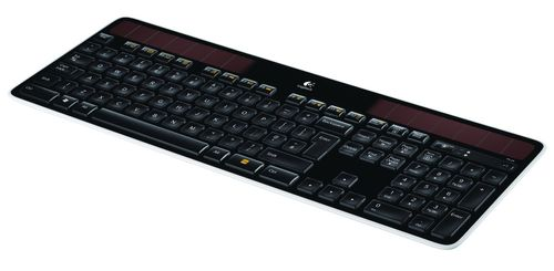 LOGITECH K750 Wireless Keyboard UK (920-002929)