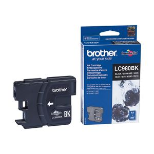 BROTHER FP Brother LC980 Black 300sid. (LC980BKBPDR)