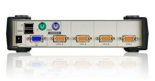 ATEN CS84U 4Port PS/2 USB (CS84U-AT)