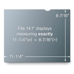 "3M Privacy Filter 14.1"" (98044006546)"