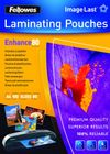 FELLOWES Laminate covers A4 100 sheets 1-pack