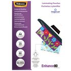 FELLOWES IL LAMINATING POUCH 80MIC A4 25PK
