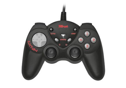 TRUST Gamepad GXT 24 Compact (17416)