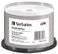 VERBATIM CD-R 52X White Thermal Proffes-