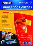 FELLOWES LAMINATING POUCH A3 125MIC 100PK