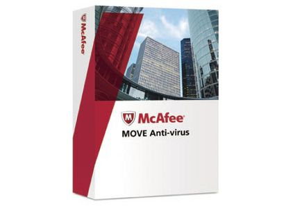 MCAFEE MOVE Anti-Virus for Virtual Desktops (VDI) - Lisens + 1 års gullstøtte - 1 node - føderal - Protect Plus - Nivå A (11-25) - Win - Engelsk (MOVCDE-AA-AG)