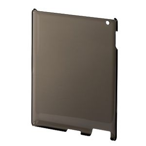 HAMA Cover iPad2 Smoke (107861)