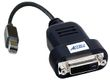 ACCELL UltraAV - DisplayPort adapter - Mini DisplayPort (han) - DVI-D (hun) - 25 cm ( DisplayPort 1.1a / DVI 1...
