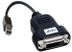 ACCELL Mini Displayport till DVI-D Single-Link adapter, svart