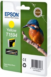 EPSON Yellow Ink Cartridge (T1594 )  (C13T15944010)