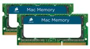 CORSAIR DDR3 8GB 2x4GB Dual channel kit 1066MHz 7-7-7-20 SODIMM Apple Qualified Unbuffered Apple iMac MacBook and MacBook Pro