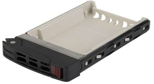 SUPERMICRO ACCESSORY 2.5 SAS SATA HDD HOT-SWAP DRIVE CARRIER BLACK TRAY (MCP-220-00047-0B)