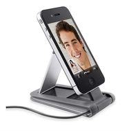 Belkin Zub Portable Video Stand iPod touch 4th gen/ iPhone 4/4S (F8Z795CW)