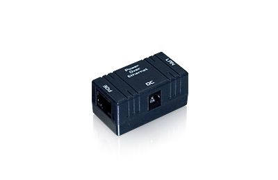 AIRLIVE Passive POE injector, 1-port (POE-1P)