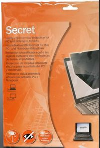 DICOTA SECRET 14IN WIDE PRIVACY FILTER . ACCS (D30317)