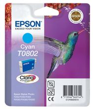 EPSON ink T080 cyan blister (C13T08024021)